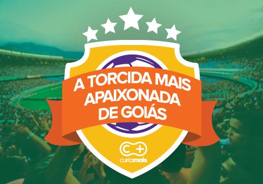 A torcida mais apaixonada de Goiás - Goiânia
