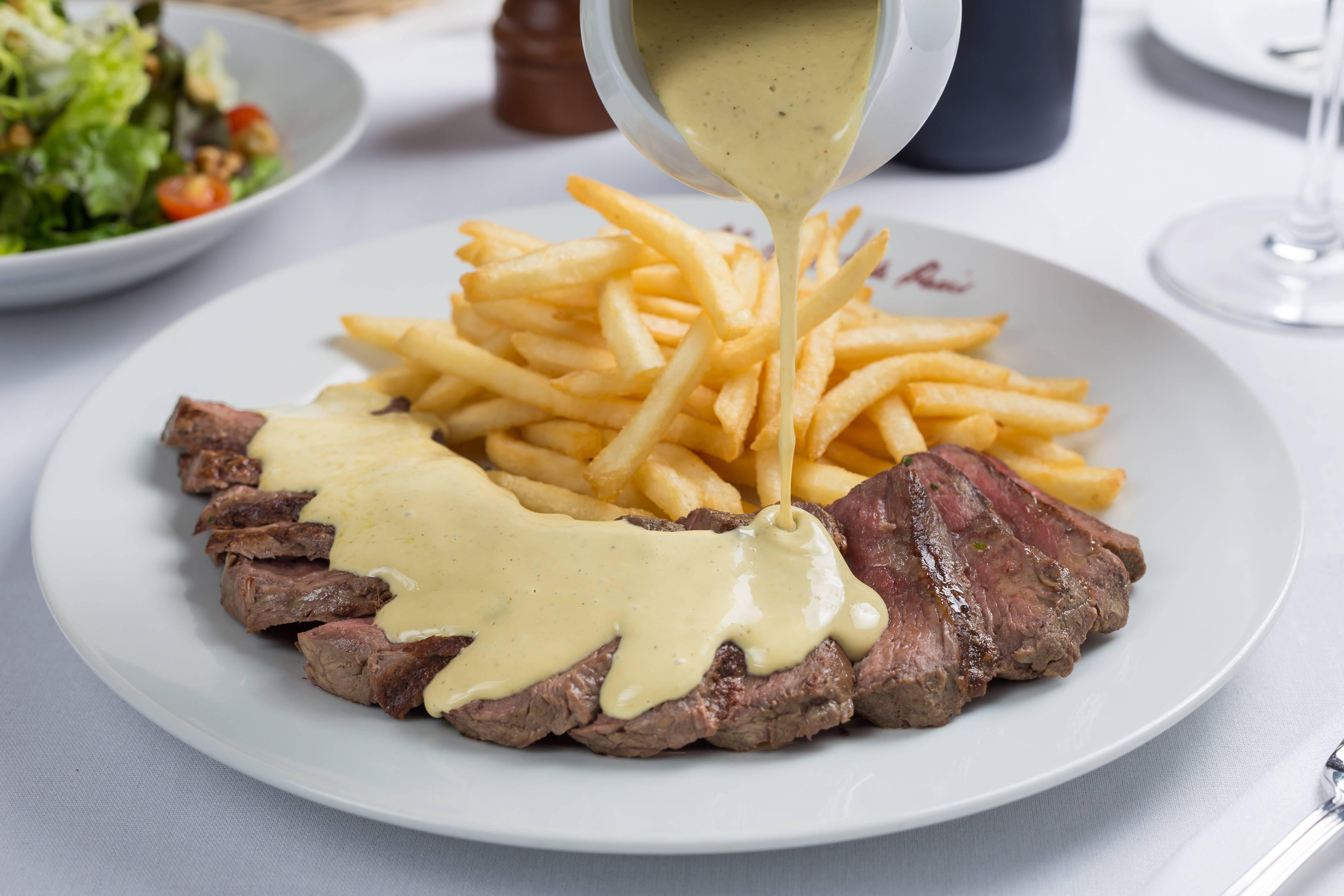 Restaurante l entrec te de paris abre primeira unidade em for Restaurante frances