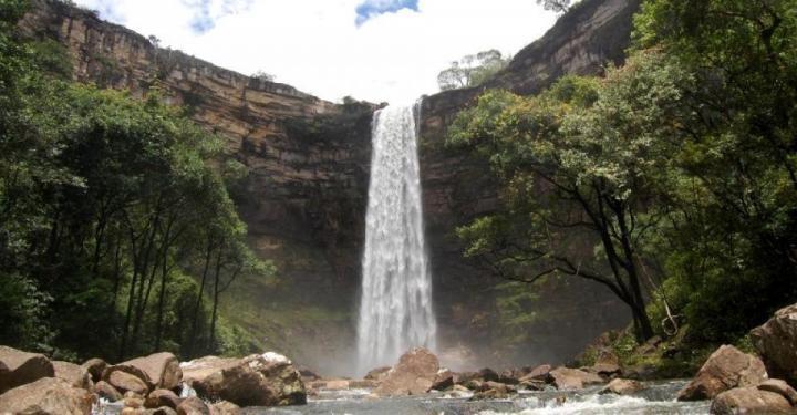 Caiapônia Goiás fonte: curtamais.com.br
