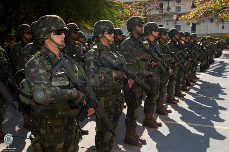 Intervenção federal: Rio de Janeiro tem queda de 18% nos homicídios