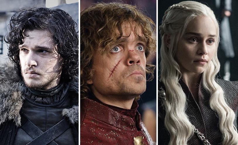 Os 10 Personagens Com As Maiores Chances De Morrer No Final De Game Of Thrones Segundo Cientista Curta Mais
