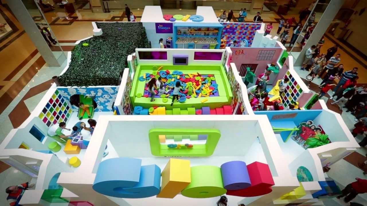 a9ba9a30a38 Mundo Gloob chega a Brasília e promete animar as férias da criançada com  atrações gratuitas