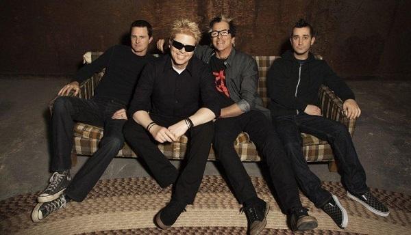 Resultado de imagem para The Offspring de volta ao Brasil em março