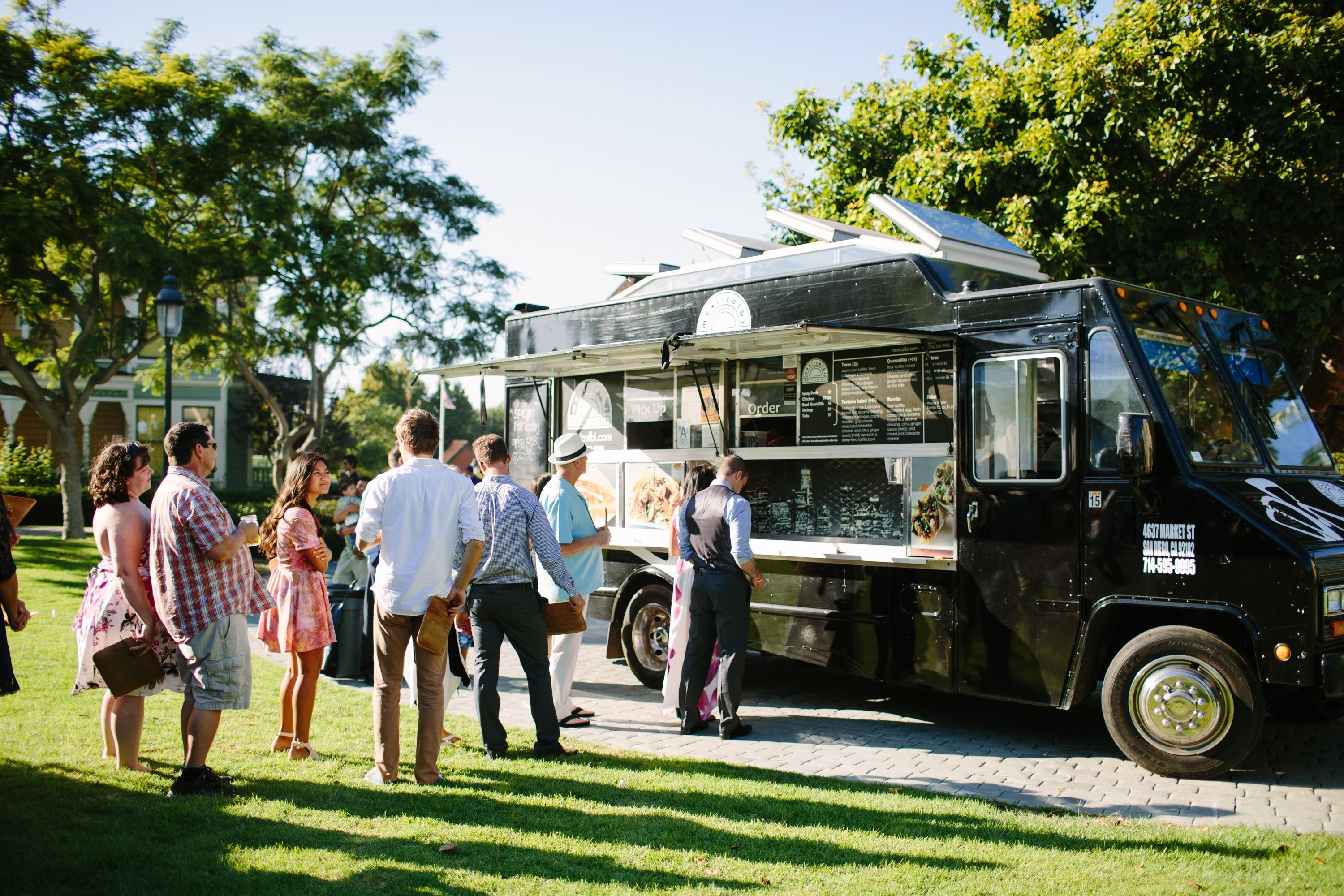 Food Truck Catering Austin