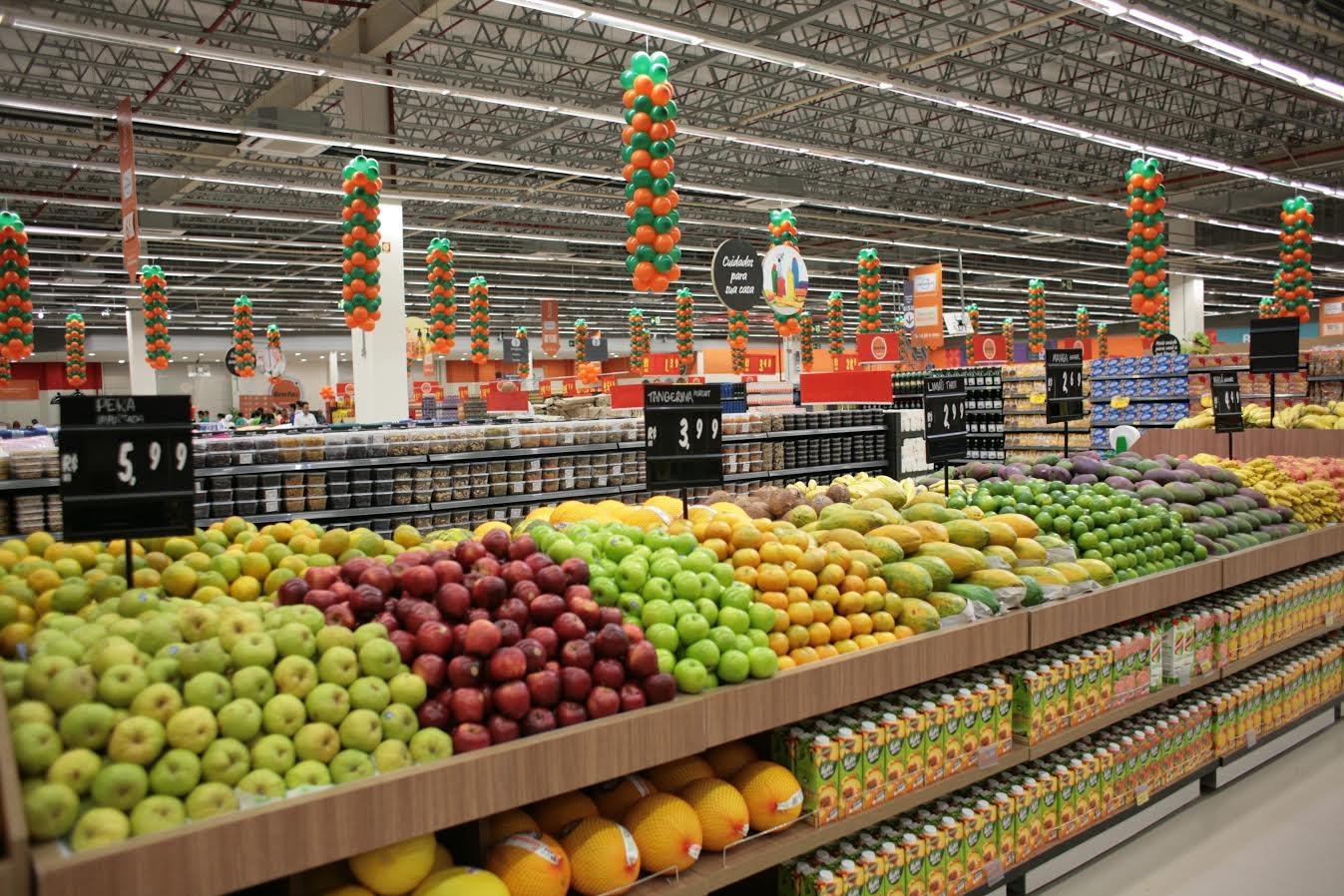 com 30 lojas bretas se consolida como a maior rede de supermercados