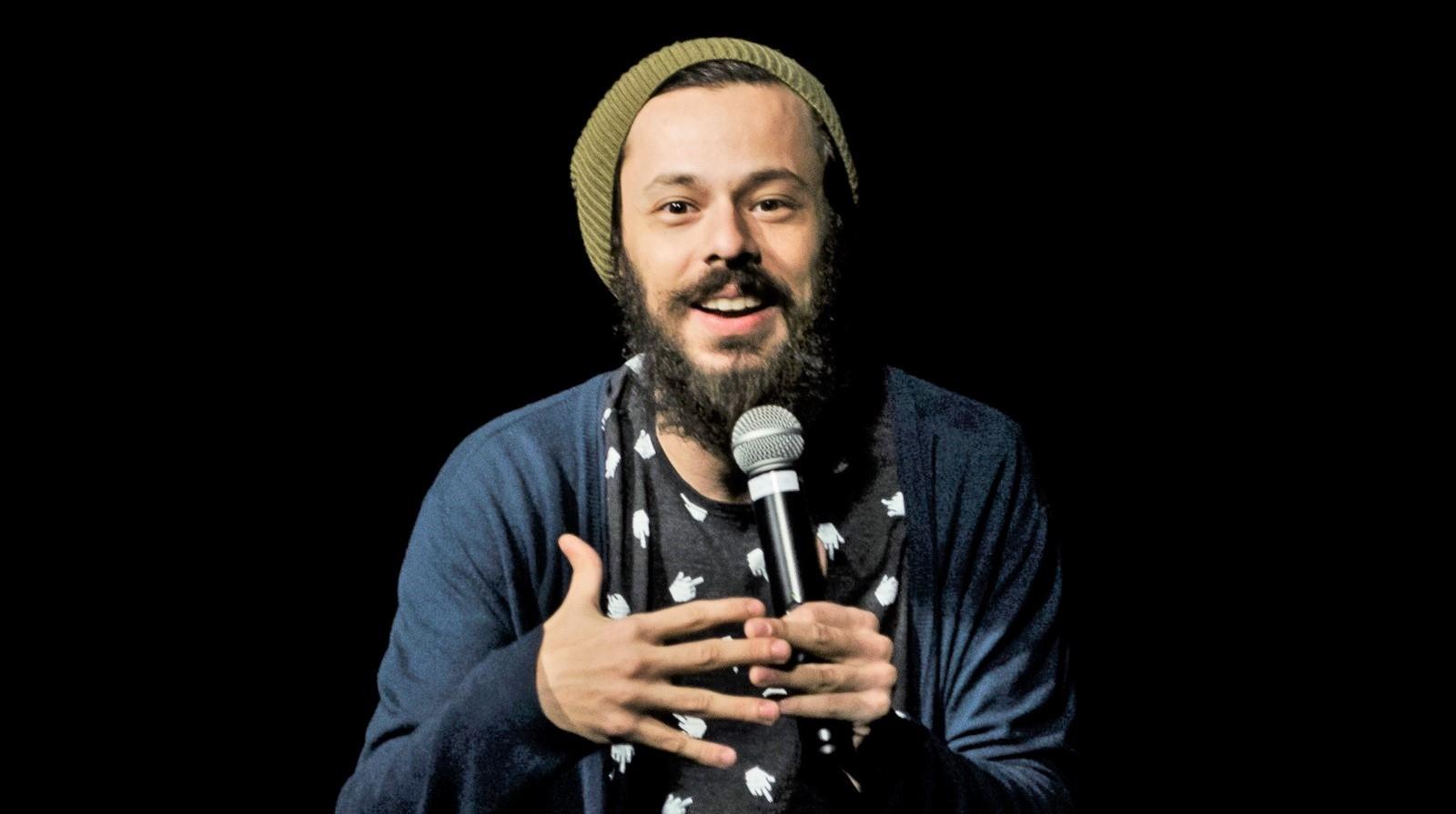ffb8294d7 Humorista Nando Viana apresenta seu novo espetáculo em Goiânia - Goiânia