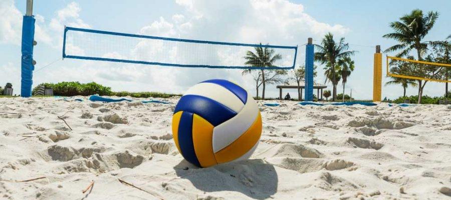c46a9b315a4f Onde praticar vôlei de praia em Goiânia. Gostinho de praia no meio do  cerrado
