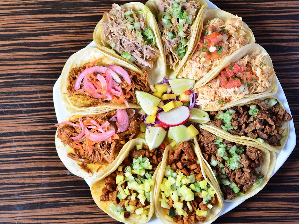Cinco De Mayo Food Menu