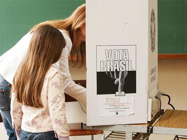 Resultado de imagem para local de votação