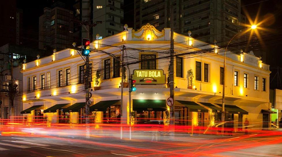 Tatu Bola, famoso bar paulista, abre unidade em Goiânia