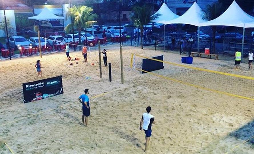 0ec78281f171 A praia do Beach King chega a Goiânia com proposta inovadora na prática de  esportes ao ar livre
