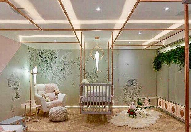 3de1b5fbeb Famosa loja de enxoval de Goiania sorteia projeto de quarto de bebê ...