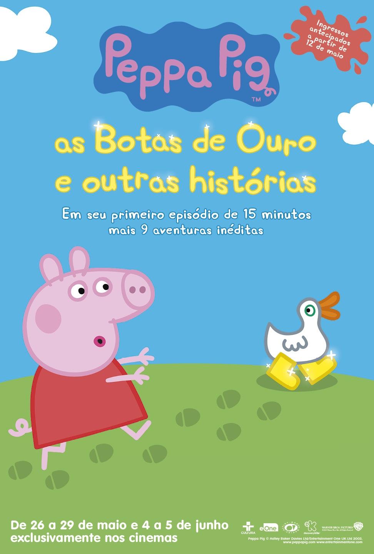 Cinema goiânia filmes infantis Filmes Peppa pig