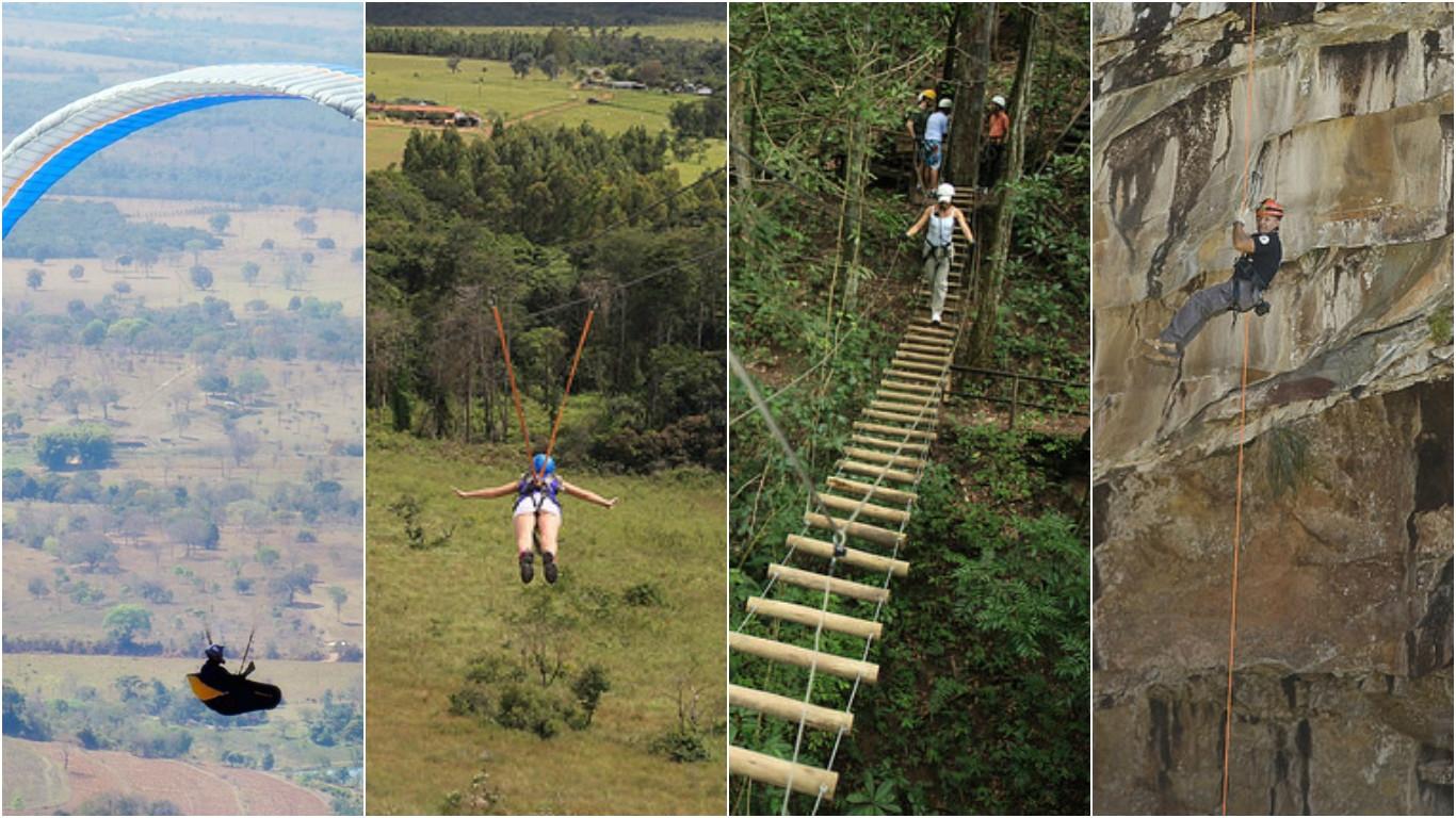 10 destinos para praticar ecoturismo em Goiás