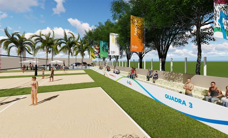 cc0445a28422 Sábado tem inauguração de mais um espaço para prática de esportes na ...