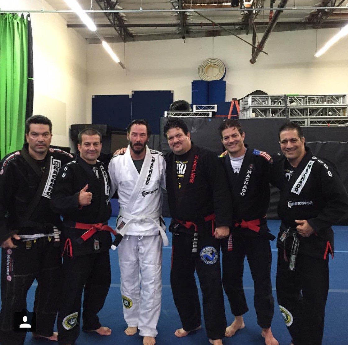 Celebrity black belts bjj heroes