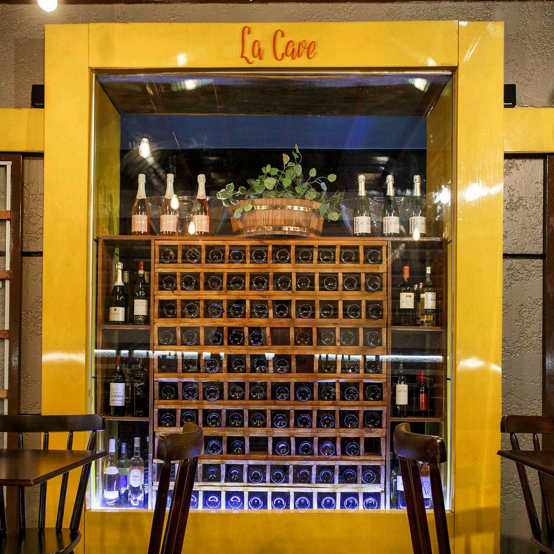 LaCave Wine Bar - Restaurantes em Brasília