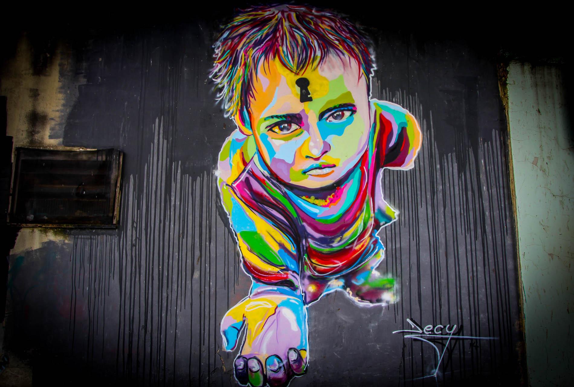 decy graffiti goiânia mural