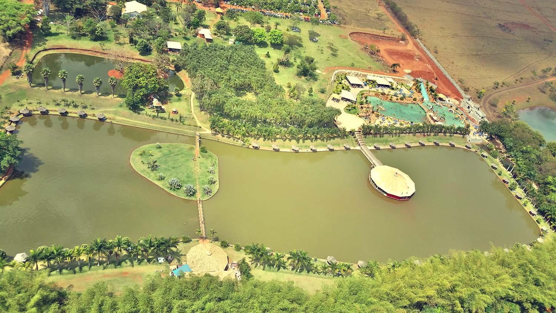Pesque pague em Goiânia: Três Ilhas Clube de Pesca e Lazer - Pesca Esportiva