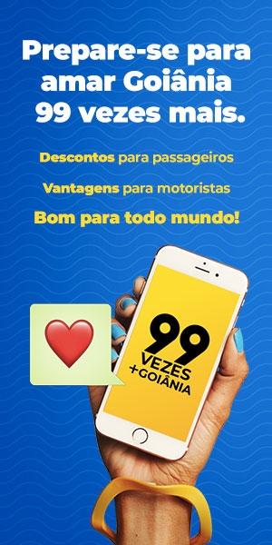 99 com descontos em Goiânia