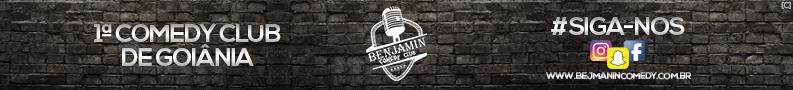 BENJAMIN COMEDY CLUB - Banner Topo
