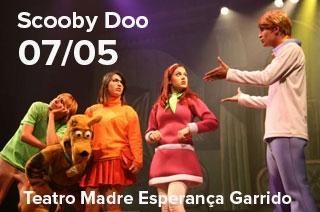 Ingresso com desconto para o espetáculo Scooby-Doo em Goiânia