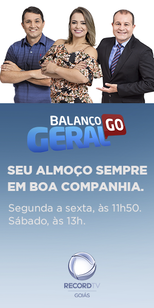 Record Goiás jornalismo Balanço Geral