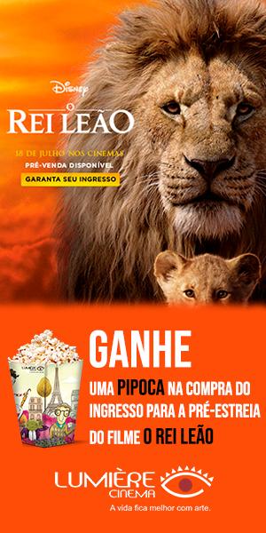 Lumiere Rei Leão Half Page Julho