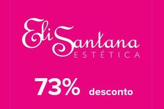 Lipocavitação + drenagem + plataforma com desconto especial na Eli Santana Estética