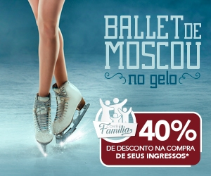 Ballet Moscou no gelo - As jóias do ballet russo