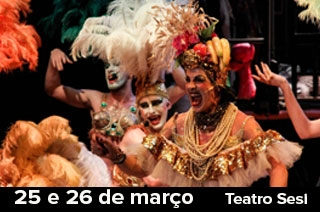 Goiânia recebe Musical Dzi Croquettes com Ciro Barcelos, Filipe Ribeiro, Paulo Gandra e grande elenco