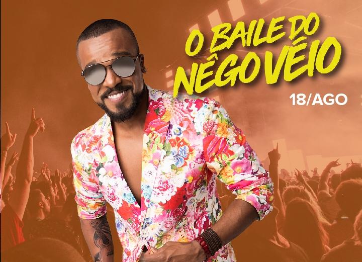 Ingresso com desconto exclusivo para show de Alexandre Pires em Goiânia