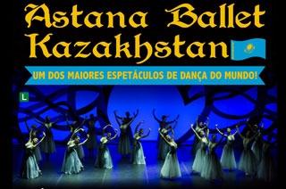 Ingresso com desconto para o Astana Ballet Kazakhstan