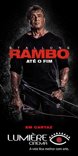 Lumiére - Rambo - Setembro 2019