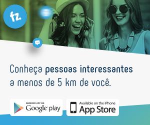 Flirtzz aplicativo paquera Uberlândia.