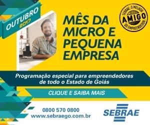 SEBRAE - MÊS DA MICRO E PEQUENA EMPRESA