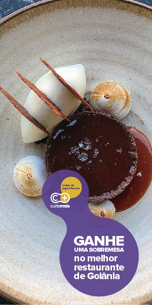 Sobremesa GRÁTIS no ÍZ Restaurante em Goiânia