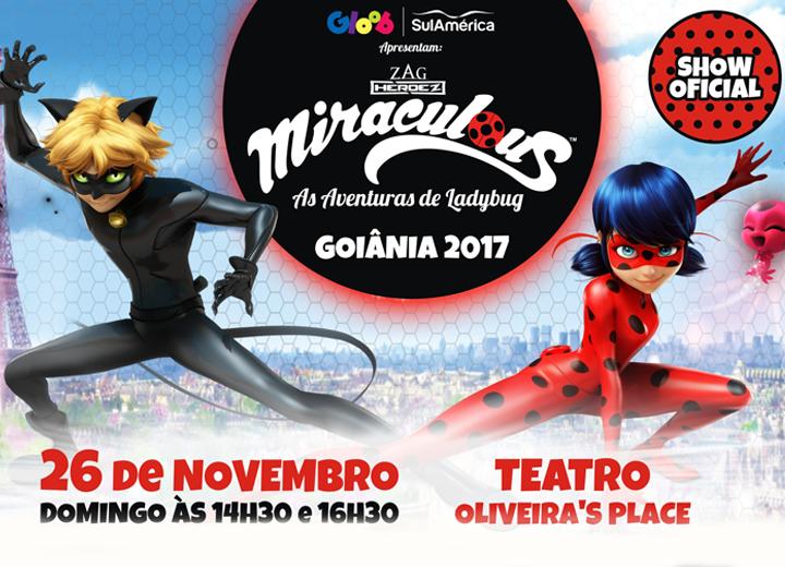 A turnê oficial do sucesso da tv chega a Goiânia com super produção