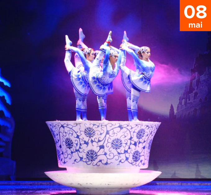Circo da China On Ice