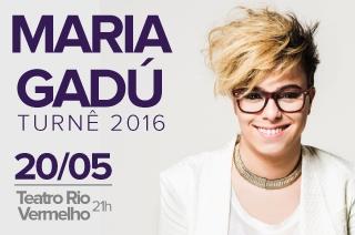 Curta Mais apresenta Maria Gadú em seu novo show