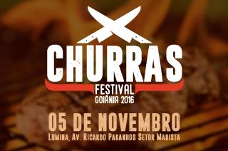 Churras Festival em Goiânia reúne chefs famosos, carnes nobres e bebida premium all inclusive dia 05 de novembro