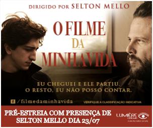 O FILME DA MINHA VIDA