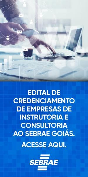 CREDENCIAMENTO Goiânia SEBRAE Goiás Empresa