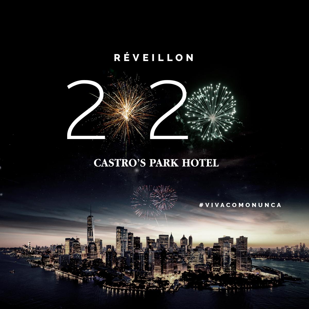 PI Castros Hotel - Reveillon