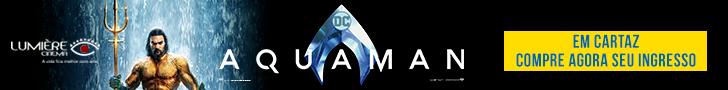 Aquaman nos Cinemas Lumière