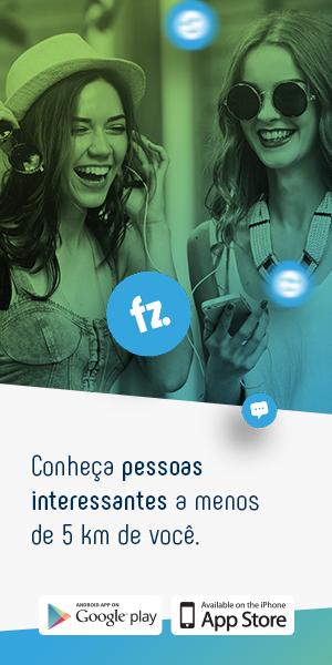 Flirttz aplicativo paquera Florianópolis