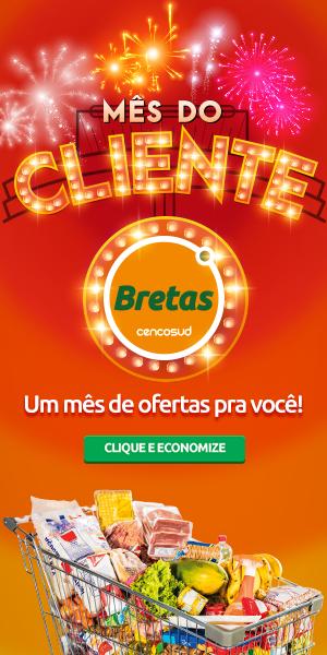 BRETAS MÊS DO CLIENTE