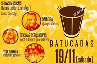Festa universitária de percussão acontece pela primeira vez em Goiânia