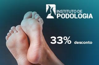 Instituto de Podologia oferece tratamento com desconto exclusivo para os seus pés