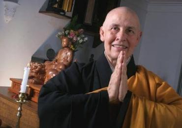Projeto Sexta Aberta traz para Goiânia a líder budista Monja Coen